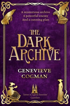 The Dark Archive - Cogman, Genevieve;Cogman (2), Genevieve Cogman