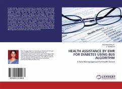 HEALTH ASSISTANCE BY EMR FOR DIABETES USING BUS ALGORITHM