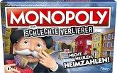 Hasbro E9972100 - Monopoly für schlechte Verlierer, Brettspiel