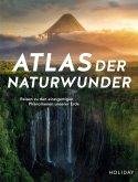 Fuchs, D: HOLIDAY Reisebuch: Atlas der Naturwunder