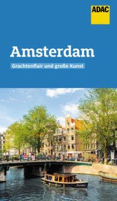 ADAC Reiseführer Amsterdam - Johnen, Ralf
