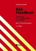 RSA Handbuch, Band 1: RSA mit Kommentar - FASSUNG 2020