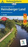 Radwanderkarte BVA Radwandern im Heinsberger Land