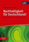 Nachhaltigkeit für Deutschland? Frag doch einfach!