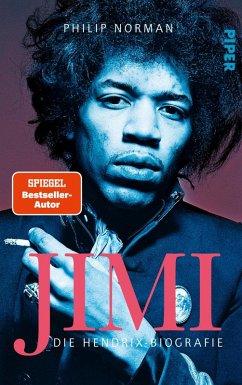 JIMI (eBook, ePUB) - Norman, Philip