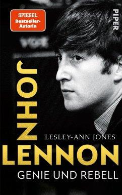 John Lennon (eBook, ePUB) - Jones, Lesley-Ann
