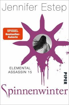 Spinnenwinter / Elemental Assassin Bd.15 (eBook, ePUB) - Estep, Jennifer