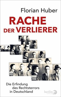 Rache der Verlierer (eBook, ePUB) - Huber, Florian