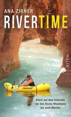 Rivertime (eBook, ePUB) - Zirner, Ana