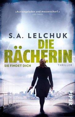 Die Rächerin - Sie findet dich (eBook, ePUB) - Lelchuk, S. A.