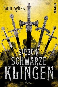 Sieben schwarze Klingen / Die Chroniken von Scar Bd.1 (eBook, ePUB) - Sykes, Sam