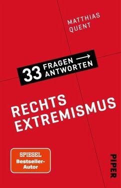 Rechtsextremismus (eBook, ePUB) - Quent, Matthias