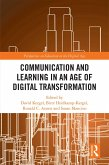 Communication and Learning in an Age of Digital Transformation (eBook, PDF)