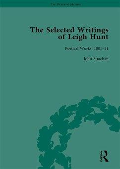 The Selected Writings of Leigh Hunt Vol 5 (eBook, ePUB) - Morrison, Robert; Eberle-Sinatra, Michael