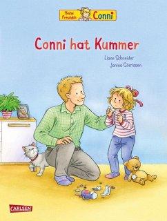 Conni-Bilderbucher: Conni hat Kummer
