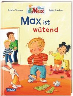 Max-Bilderbucher: Max ist wutend