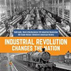 Industrial Revolution Changes the Nation   Railroads, Steel & Big Business   US Industrial Revolution   6th Grade History   Children's American History