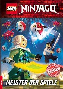 LEGO® NINJAGO® - Meister der Spiele - Behling, Steve