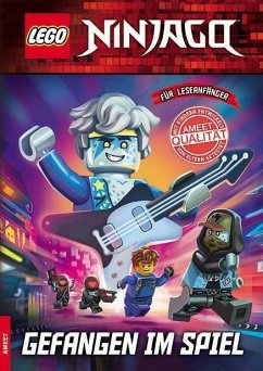 LEGO® NINJAGO® - Gefangen im Spiel - Behling, Steve