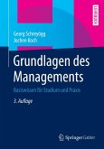 Grundlagen des Managements (eBook, PDF)