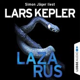 Lazarus / Kommissar Linna Bd.7 (MP3-Download)