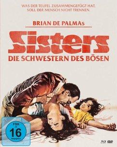 Sisters - Schwestern des Bösen Mediabook