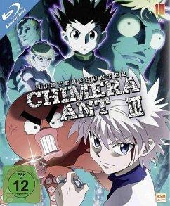 Hunter x Hunter - Volume 10: Episode 101-112