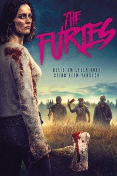 The Furies Mediabook - Dodds,Airlie/Ngo,Linda/Ferguson,Taylor/+