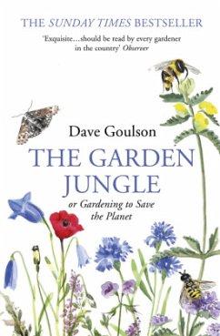 The Garden Jungle - Goulson, Dave
