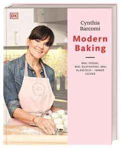 Modern Baking - Barcomi, Cynthia