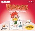 Pumuckl Freche Geschichten, 2 Audio-CD
