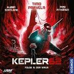 Kepler62 - Der Virus, 2 Audio-CD