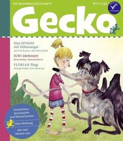 Gecko Kinderzeitschrift Band 77 - Haikal, Mustafa; Kempen, Sarah M.; Berbig, Renus