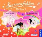 Die große Sternenfohlen Hörbox Folgen 7-9 (3 Audio CDs), 3 Audio-CD