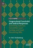 Congressional Constraint and Judicial Responses (eBook, PDF)
