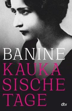 Kaukasische Tage (eBook, ePUB) - Banine
