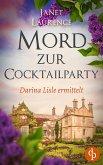 Mord zur Cocktailparty / Darina Lisle ermittelt Bd.4 (eBook, ePUB)