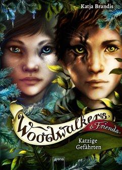 Katzige Gefährten / Woodwalkers & Friends Bd.1 (eBook, ePUB) - Brandis, Katja