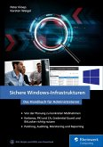 Sichere Windows-Infrastrukturen (eBook, ePUB)