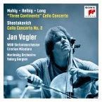 Three Continents/Cello Concerto 2