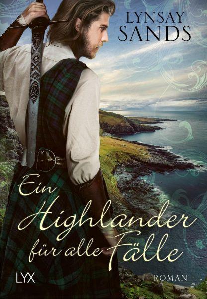 Buch-Reihe Highlander von Lynsay Sands