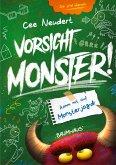 Komm mit auf Monsterjagd! / Vorsicht Monster Bd.2