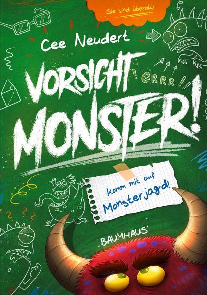 Buch-Reihe Vorsicht Monster