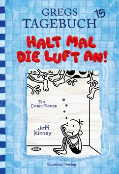 Gregs Tagebuch Bd.15