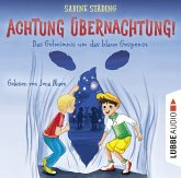 Achtung, Übernachtung!, 2 Audio-CD