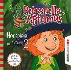 Das Überraschungs-Picknick, Der Spielverderber, Selfie mit Heckenschrat / Petronella Apfelmus - Hörspiele zur TV-Serie Bd.2 (CD)
