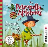 Verhexte Bäckerei, Das Band der Freundschaft, Hexengeburtstag, Aufprall mit Folgen / Petronella Apfelmus - Hörspiele zur TV-Serie Bd.4 (CD)