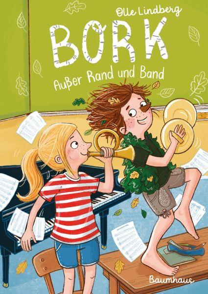 Buch-Reihe Bork