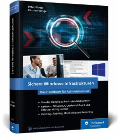 Sichere Windows-Infrastrukturen - Kloep, Peter; Weigel, Karsten
