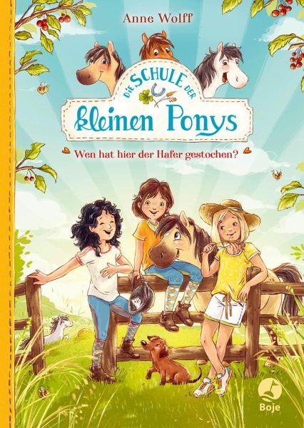 Buch-Reihe Die Schule der kleinen Ponys
